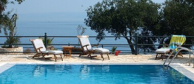 Paxos olga luxury apartments