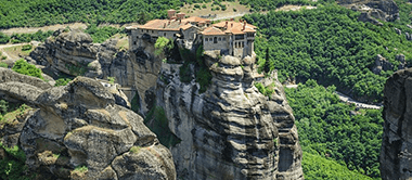 Små bild Hiking meteora
