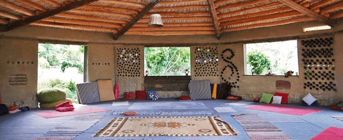 Yoga retreat Peloponnesos
