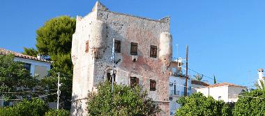 Aegina-Sevärdheter-Tornet Markellos-småbild