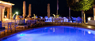 Hotell Oasis Beach