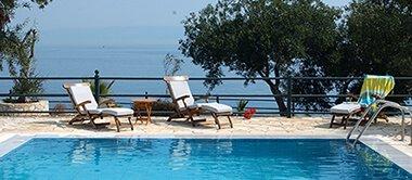 Paxos olga luxury apartments