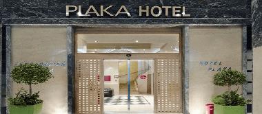 Plaka Hotell
