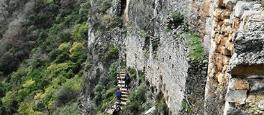 Trekking peloponnese